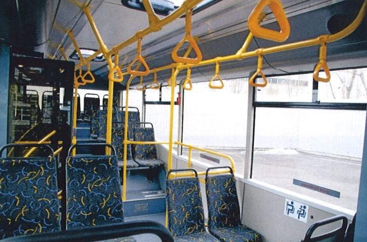 Автобус ЗАЗ А10_пасажирськісидіння