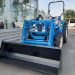 трактор LS R50_4