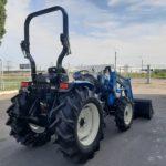 трактор LS R50_6
