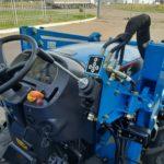 трактор LS R50_панель приладів