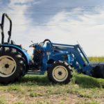 трактор LS R50_25