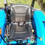 трактор LS R50_сидіння водія