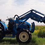 трактор LS R50_29