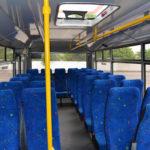 Автобус ЗАЗ А08_салон