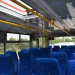 Автобус ЗАЗ А08_сидіння