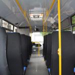 Автобус ЗАЗ А08_пасажирські сидіння