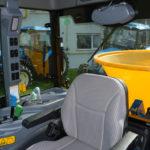 трактор LS XR50_сидіння водія