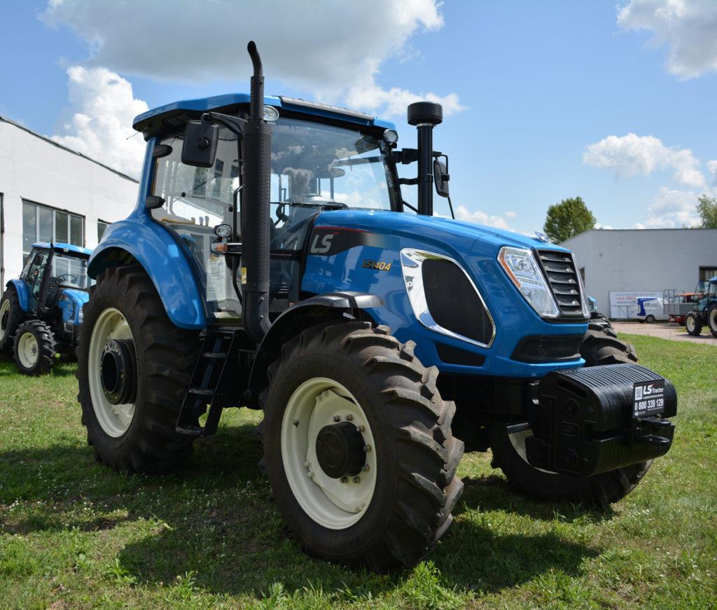 трактор LS H140_16