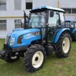 трактор LS U60_19