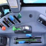 трактор ls1004_панель приладів