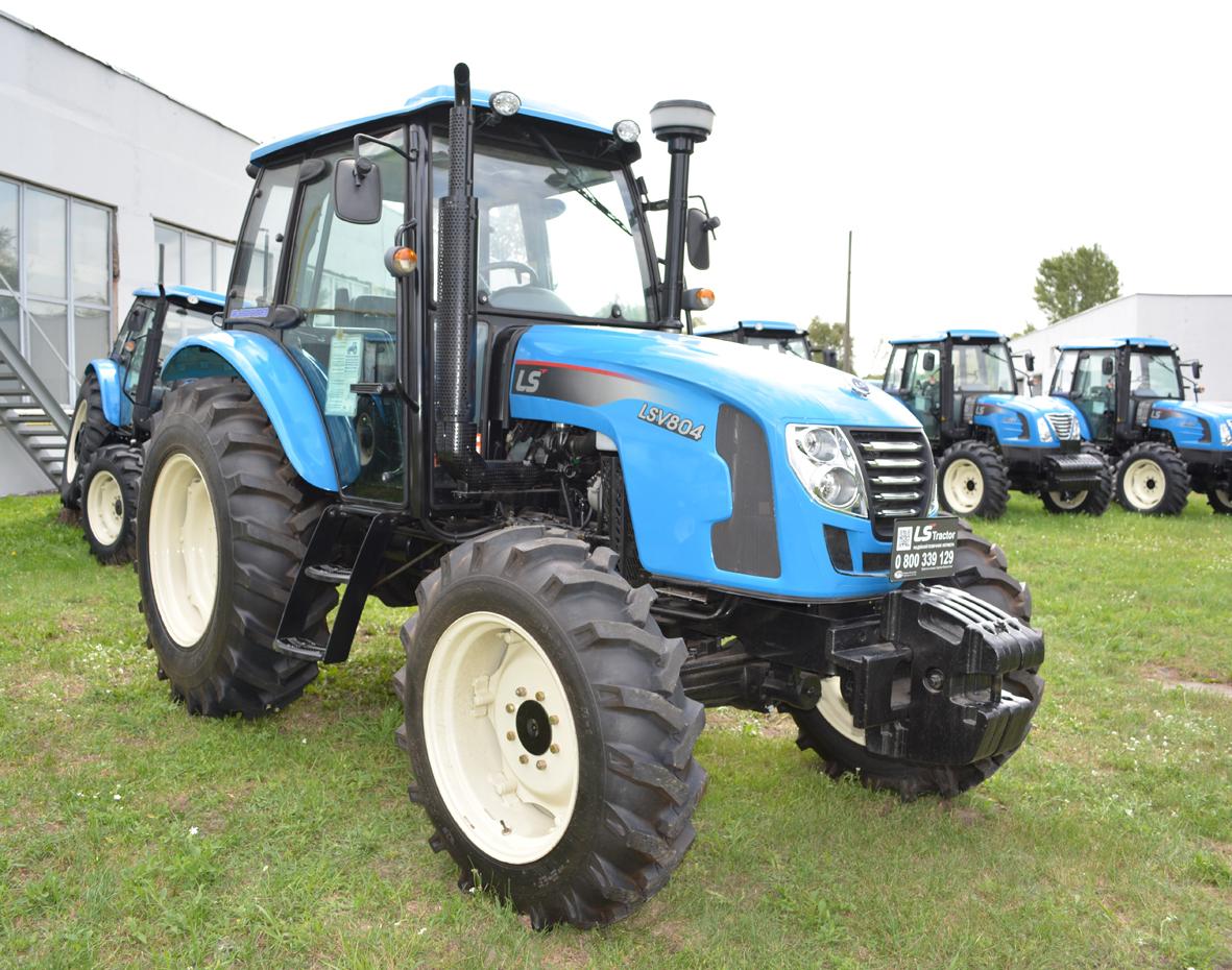 трактор LS V804_12