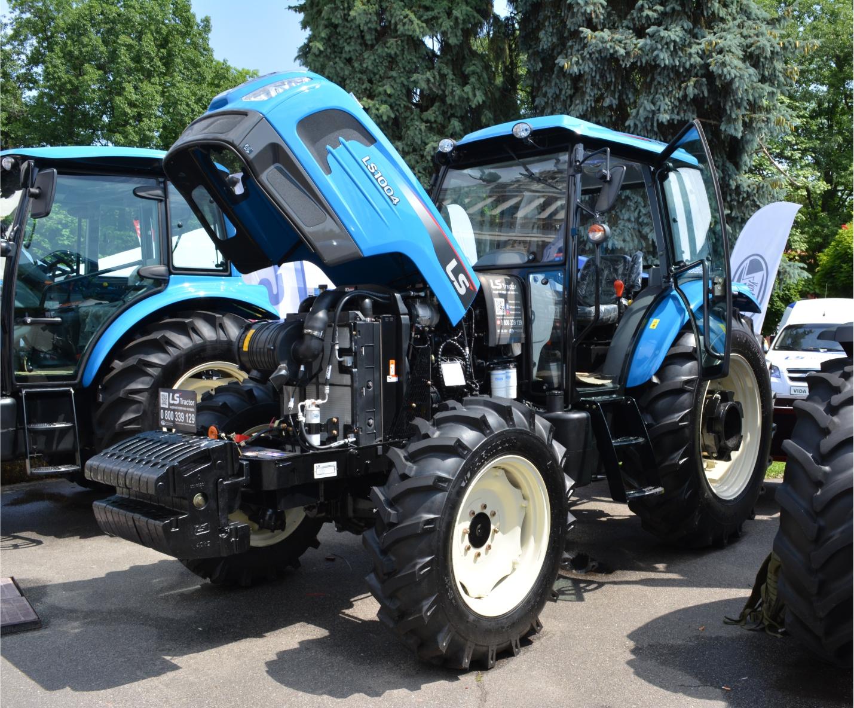 LS Tractor на виставці Агро-2019