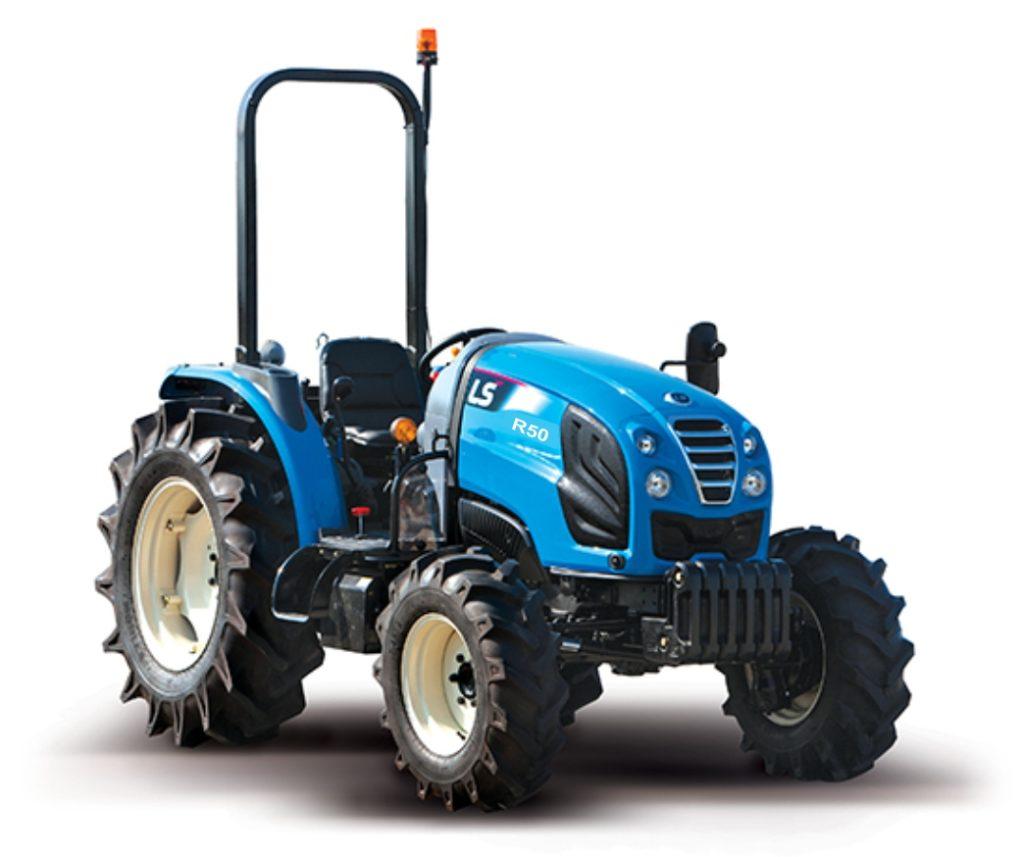 трактор LS R50_31