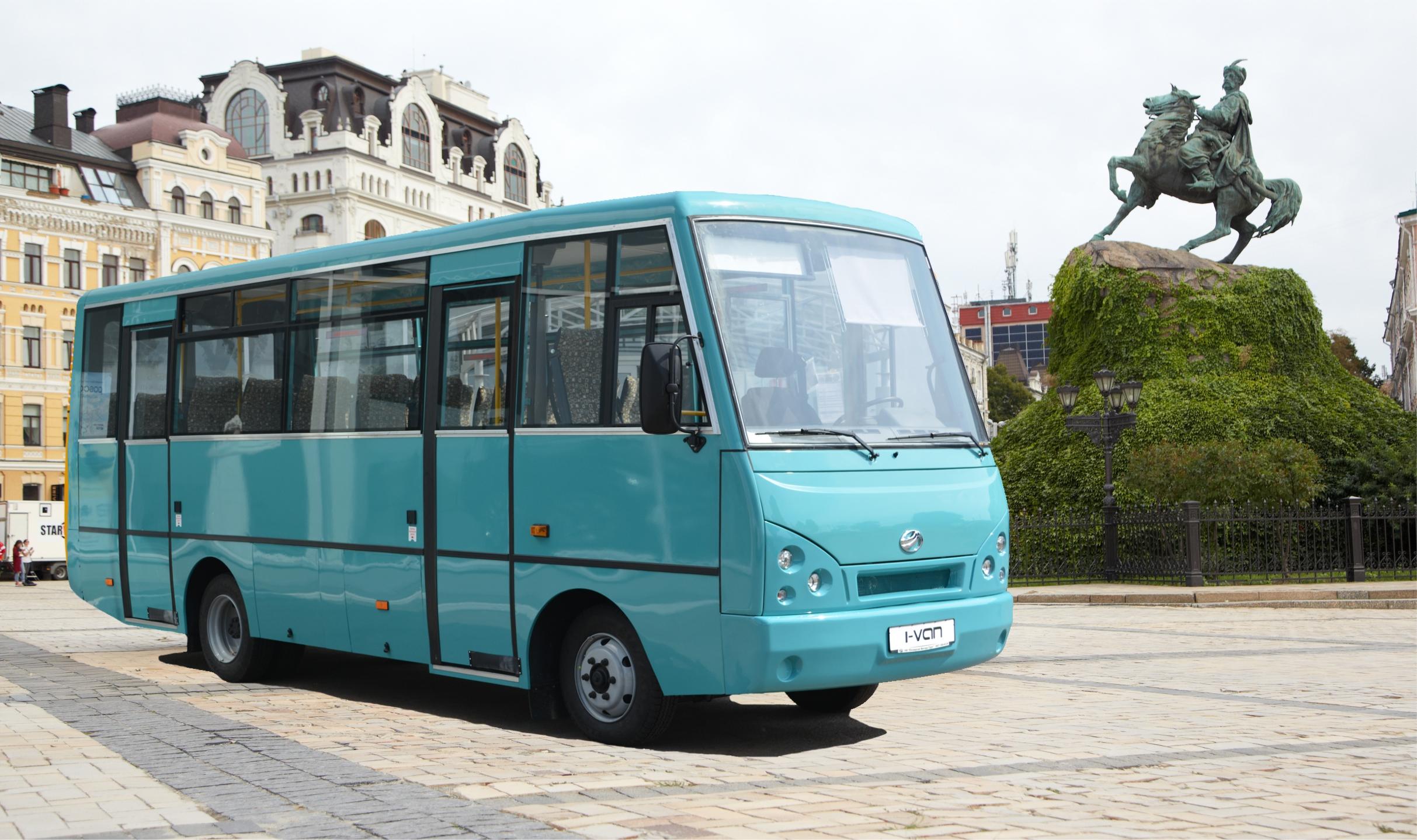 Автобус ЗАЗ А07