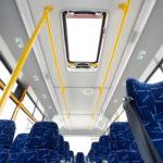 Дах салону шкільного автобусу ЗАЗ