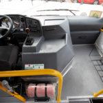 Кабіна шкільного автобусу ЗАЗ