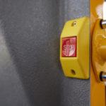 Кнопка вимоги зупинки шкільного автобусу ЗАЗ