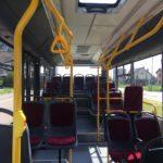 Автобус ЗАЗ А10 салон