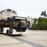 Міський автобус ЗАЗ А10 низькопідлоговий