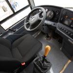 Автобус ЗАЗ А10 кабіна водія