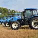 Трактори LS Tractor