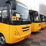 Шкільні автобуси ЗАЗ А08