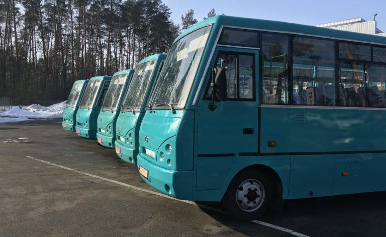 Завершення епохи автобусів ZAZ А07